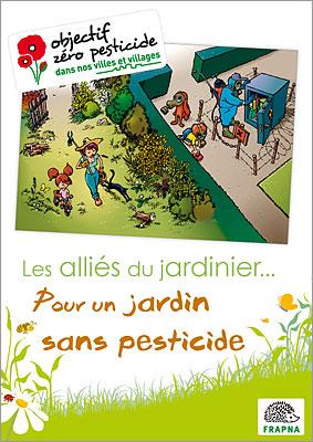 Brochure Les alliés du jardinier
