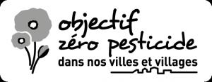 """Logo de la charte """"Objectif zéro pesticide dans nos villes et villages"""""""