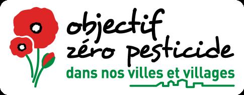 Logo Objectif zero pesticide