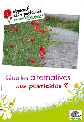 Plaquette Alternatives aux pesticides