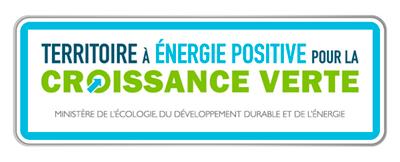 logo Territoire à énergie positive pour une croissance verte