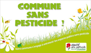 label Commune sans pesticide