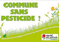 labellisation commune sans pesticide