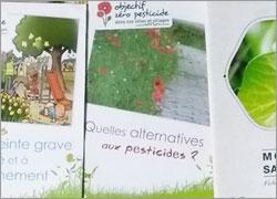 outils de communication zéro pesticide